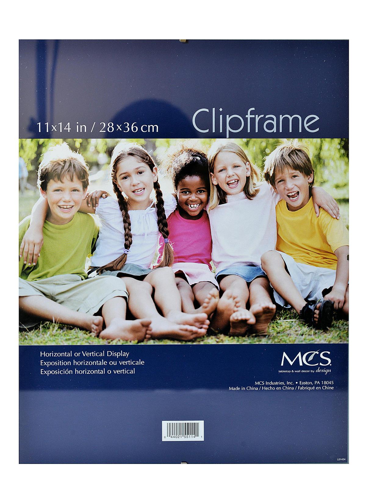 MCS Clip Frame   MisterArt.com