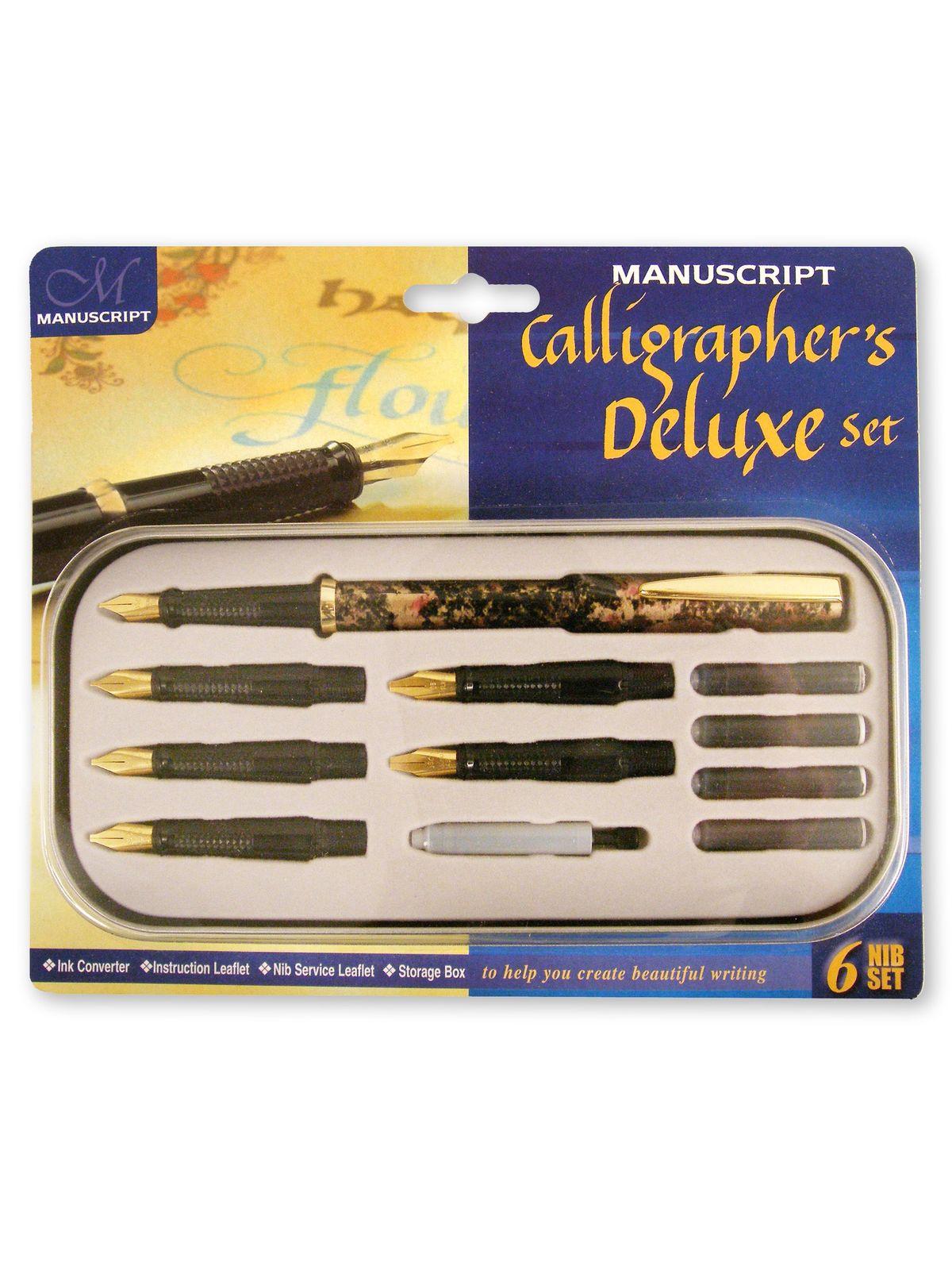 Manuscript Calligrapher 39 S Deluxe Set