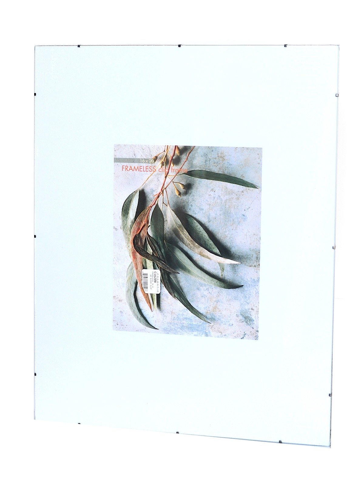 Framatic Frameless Clip Frames | MisterArt.com