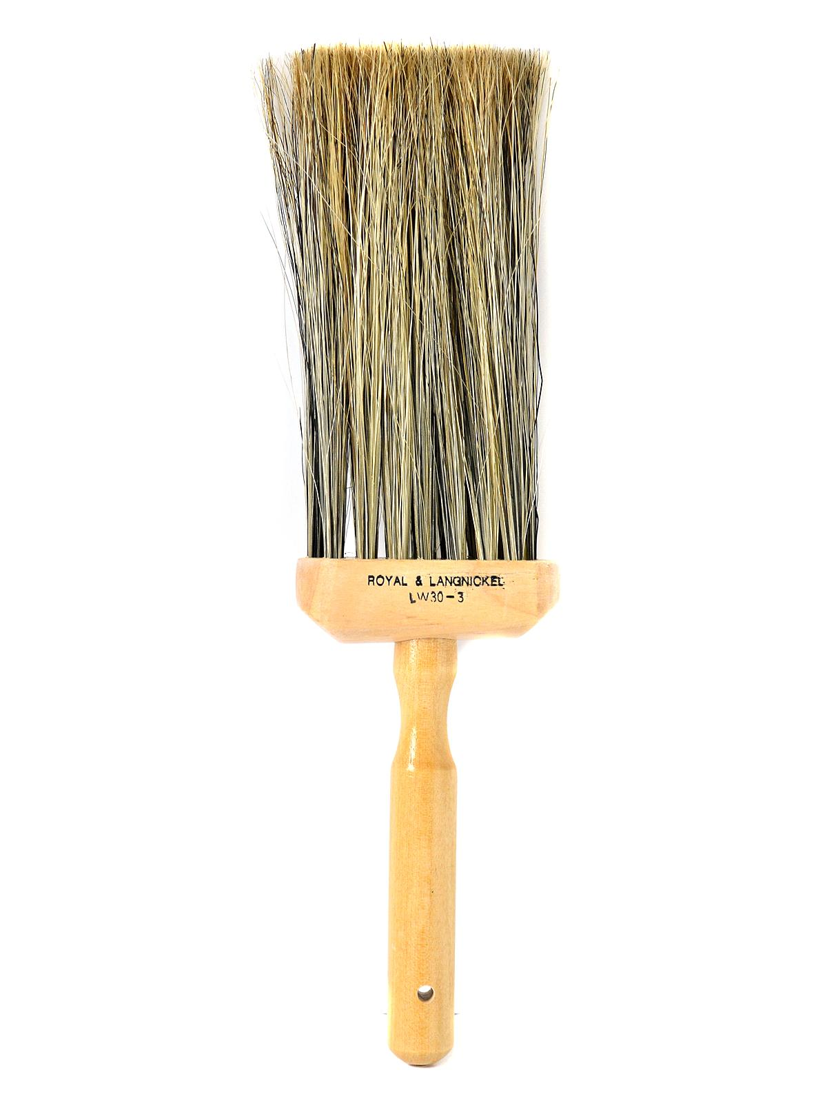 Royal langnickel faux bristle floggers for Faux painting brushes