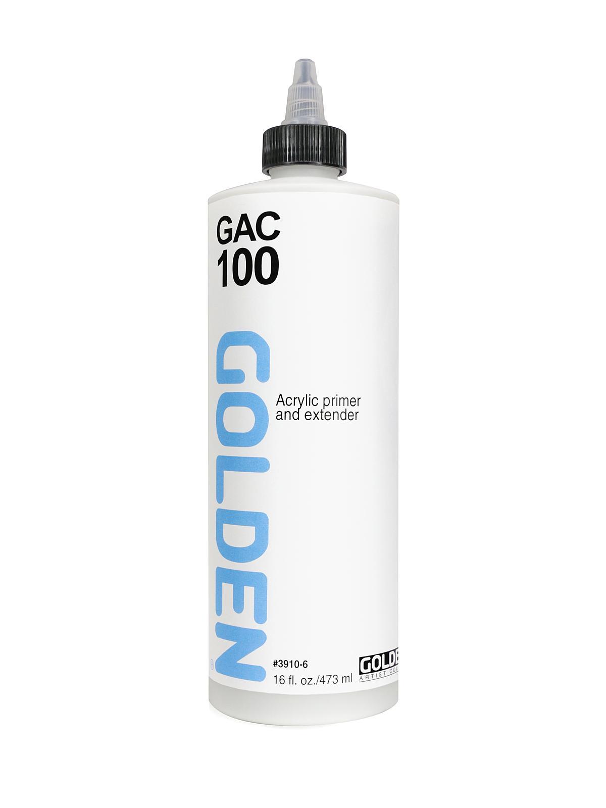 Golden Universal Tarot: Golden GAC 100 Universal Acrylic Polymer Medium