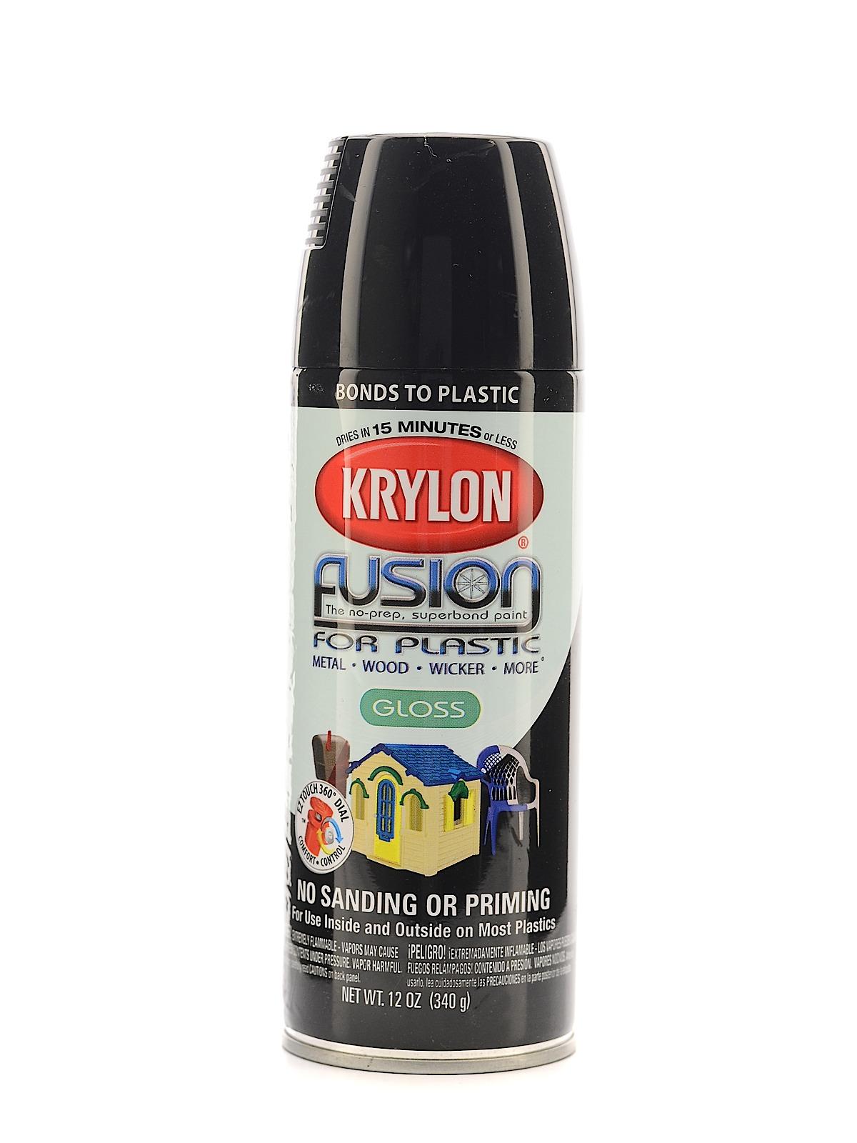 krylon fusion spray paint for plastic. Black Bedroom Furniture Sets. Home Design Ideas