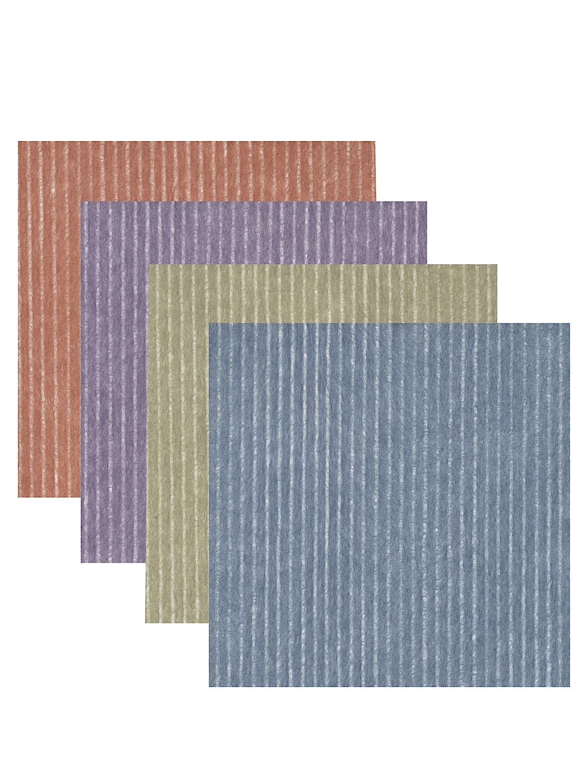Origami Paper 6 In. X 6 In. Kasane Rattan 12 Sheets
