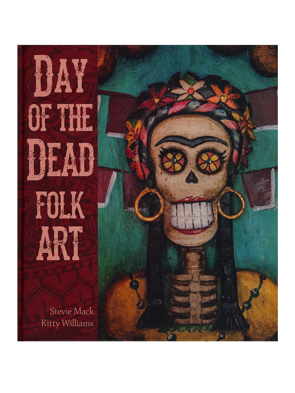Day Of The Dead Folk Art Each