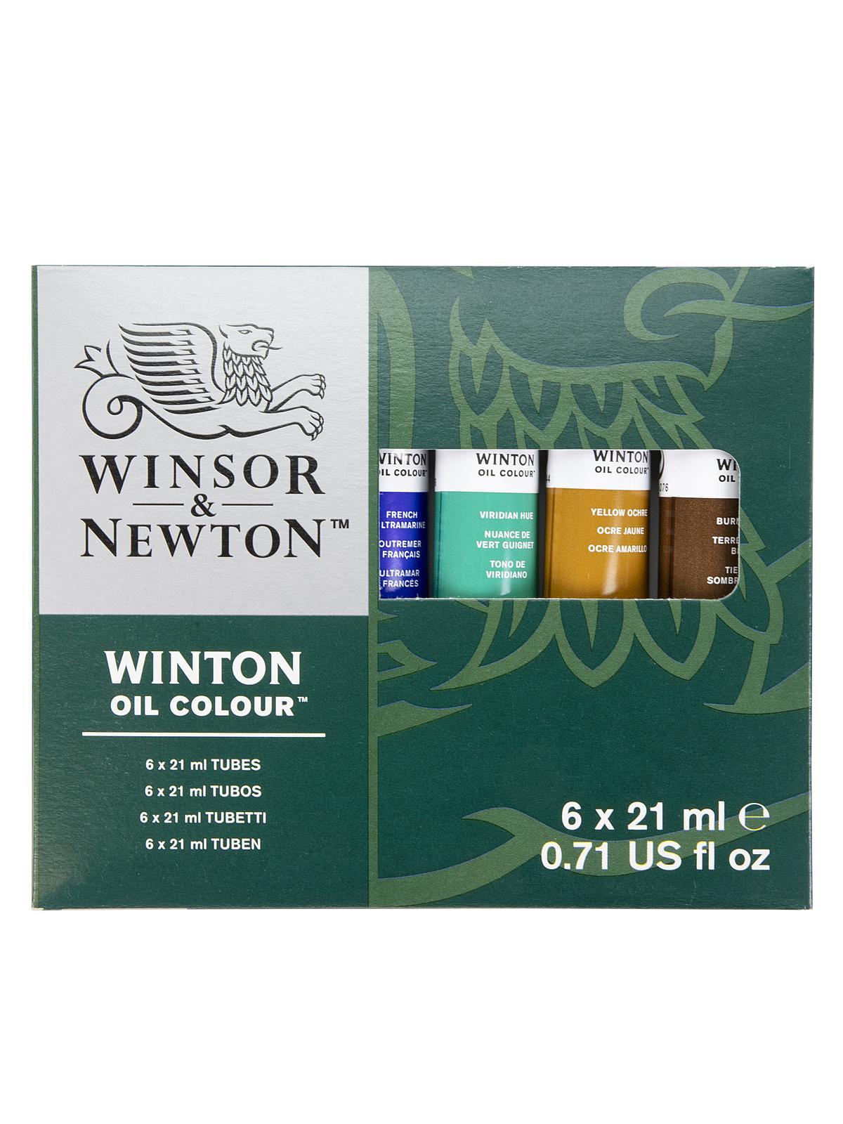 Winton Oil Colour Intro Set each - 1f64f03532a73d0 , Winton-Oil-Colour-Intro-Set-each-13708576 , Winton Oil Colour Intro Set each , Array , 13708576 , Painting , 24801