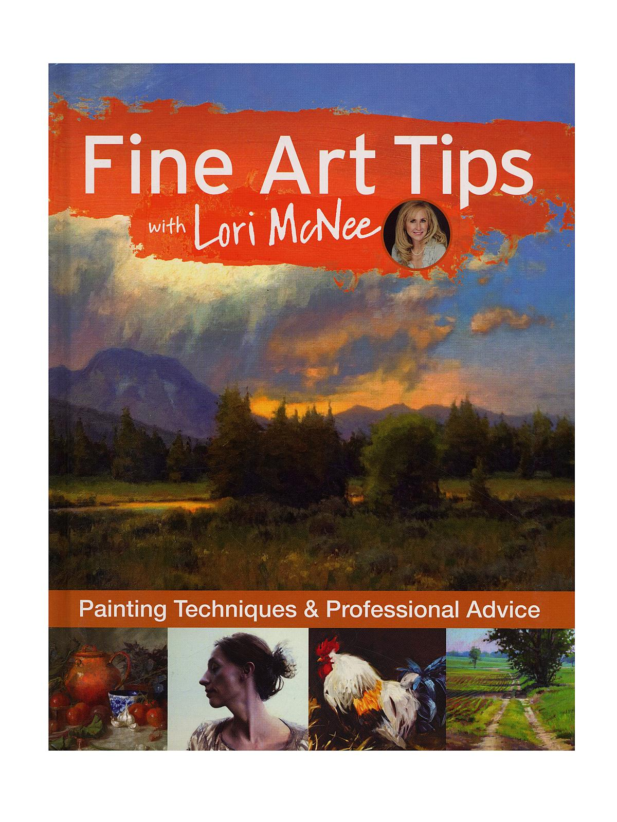 Fine Art Tips with Lori Mcnee each