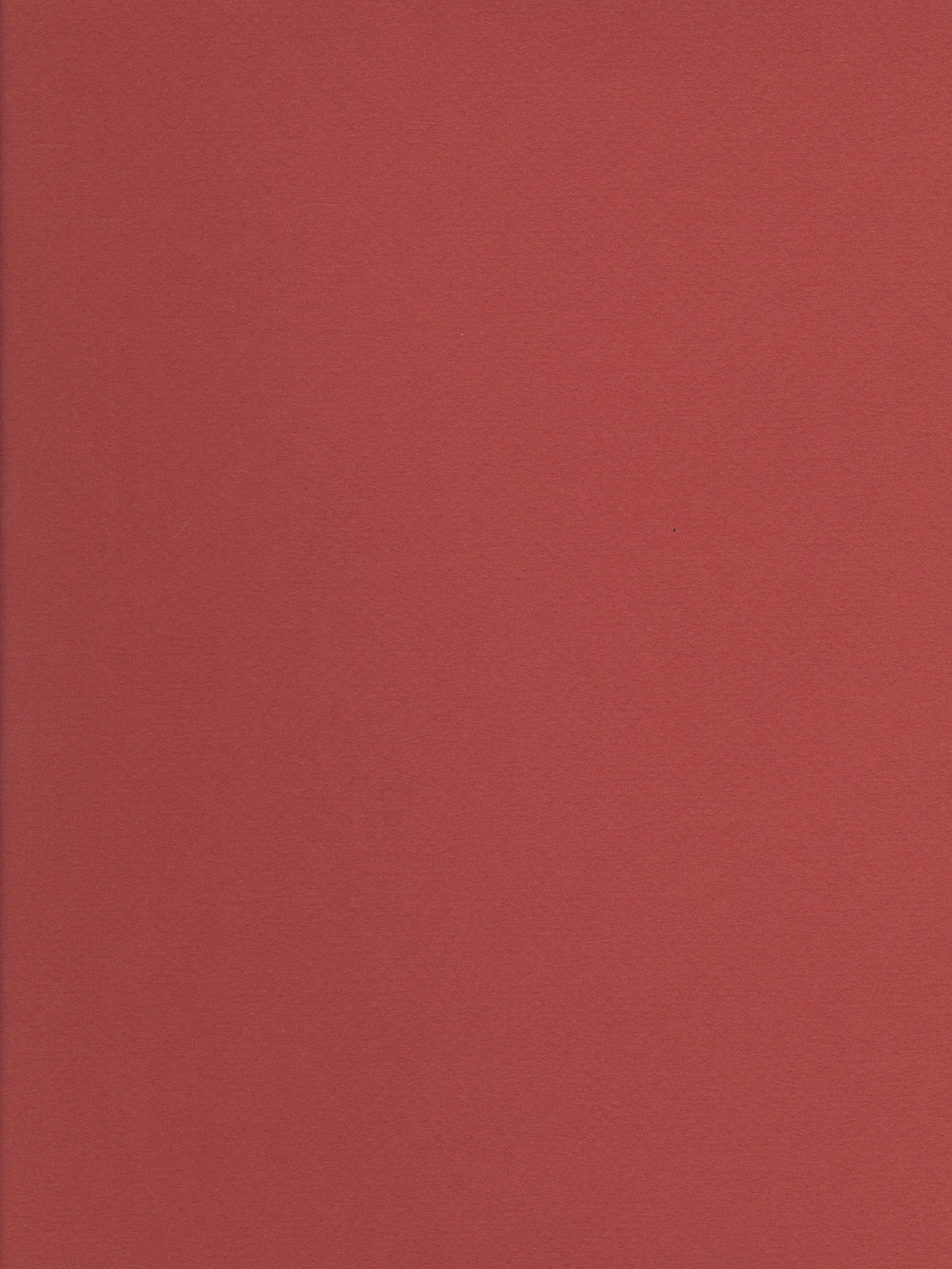 Mi-teintes Tinted Paper Red Earth 19 In. X 25 In.