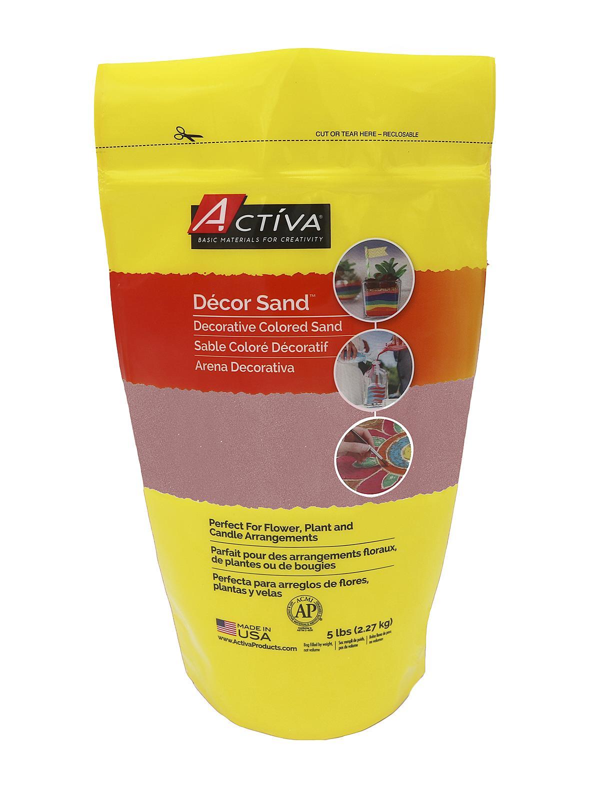 Scenic Sand Harvest 5 Lb Bag