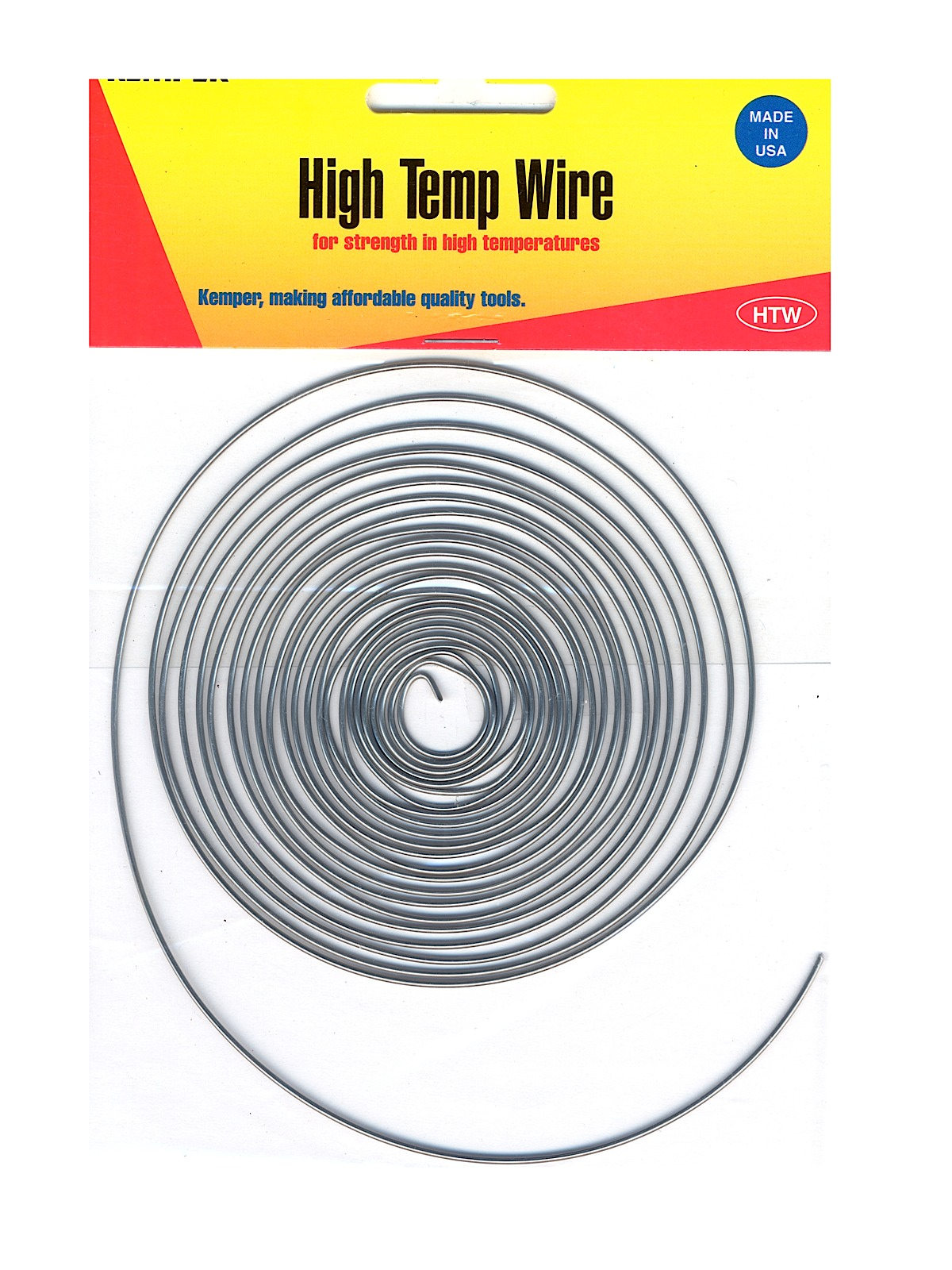 Kemper High Temp Wire | MisterArt.com