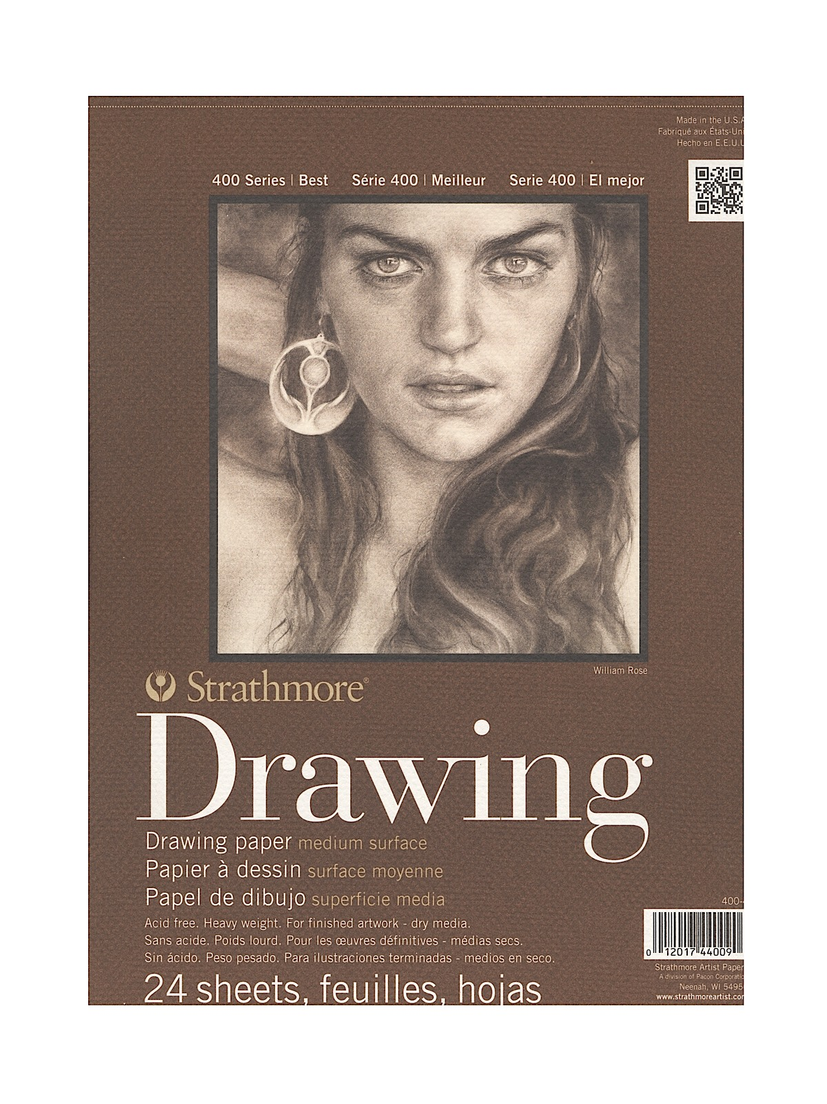 400 Series Drawing Paper Pad