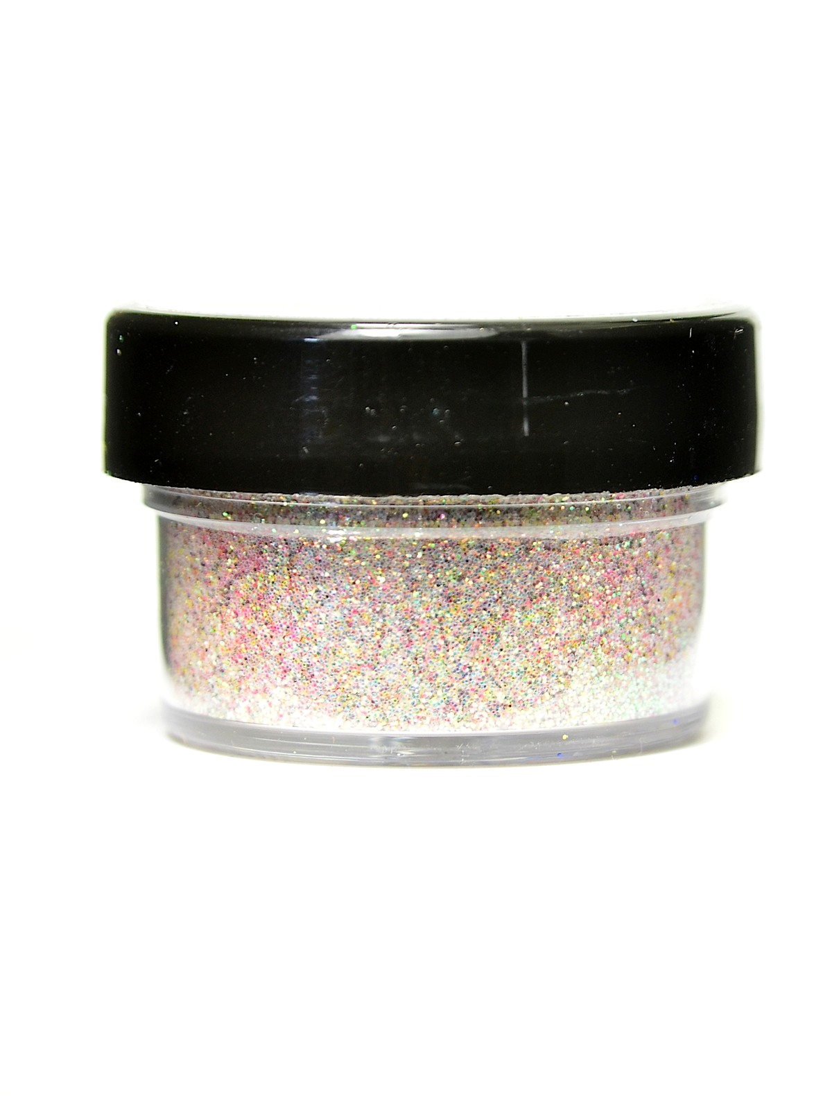 Ultrafine Transparent Glitter Fossil 1 2 Oz. Jar
