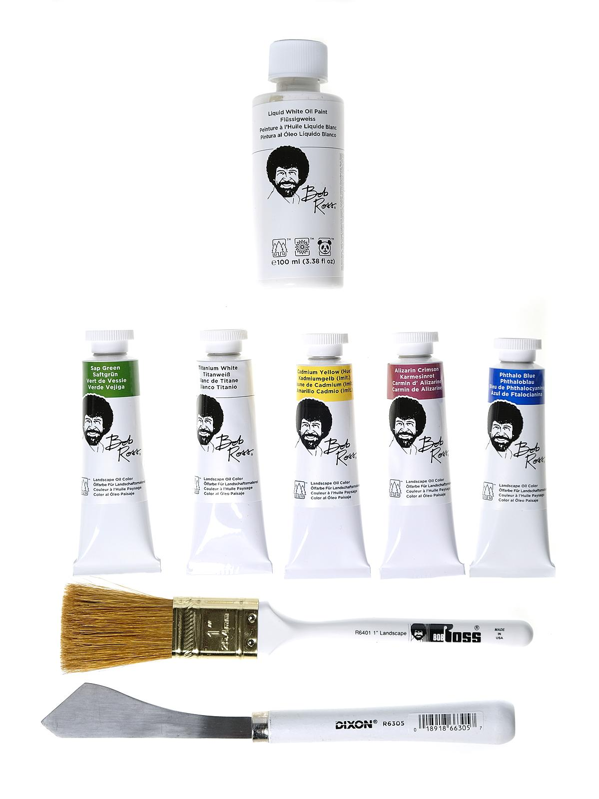Basic Paint Set
