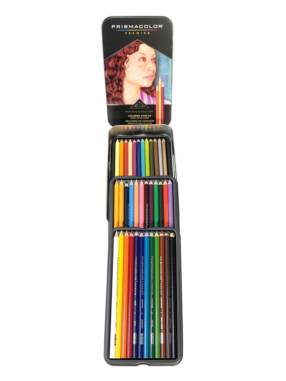S Prismacolor Premier Portrait Set