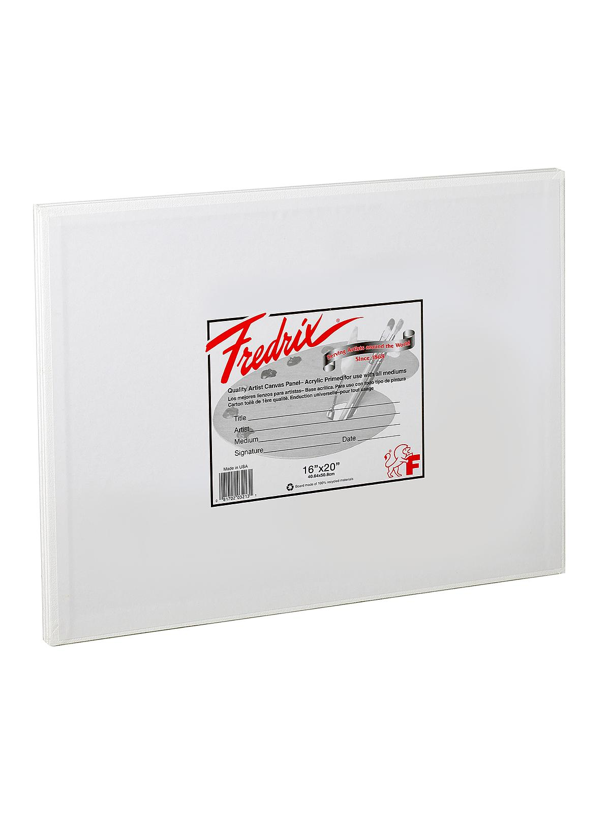 Canvas Boards 16 in. x 20 in. pack of 3