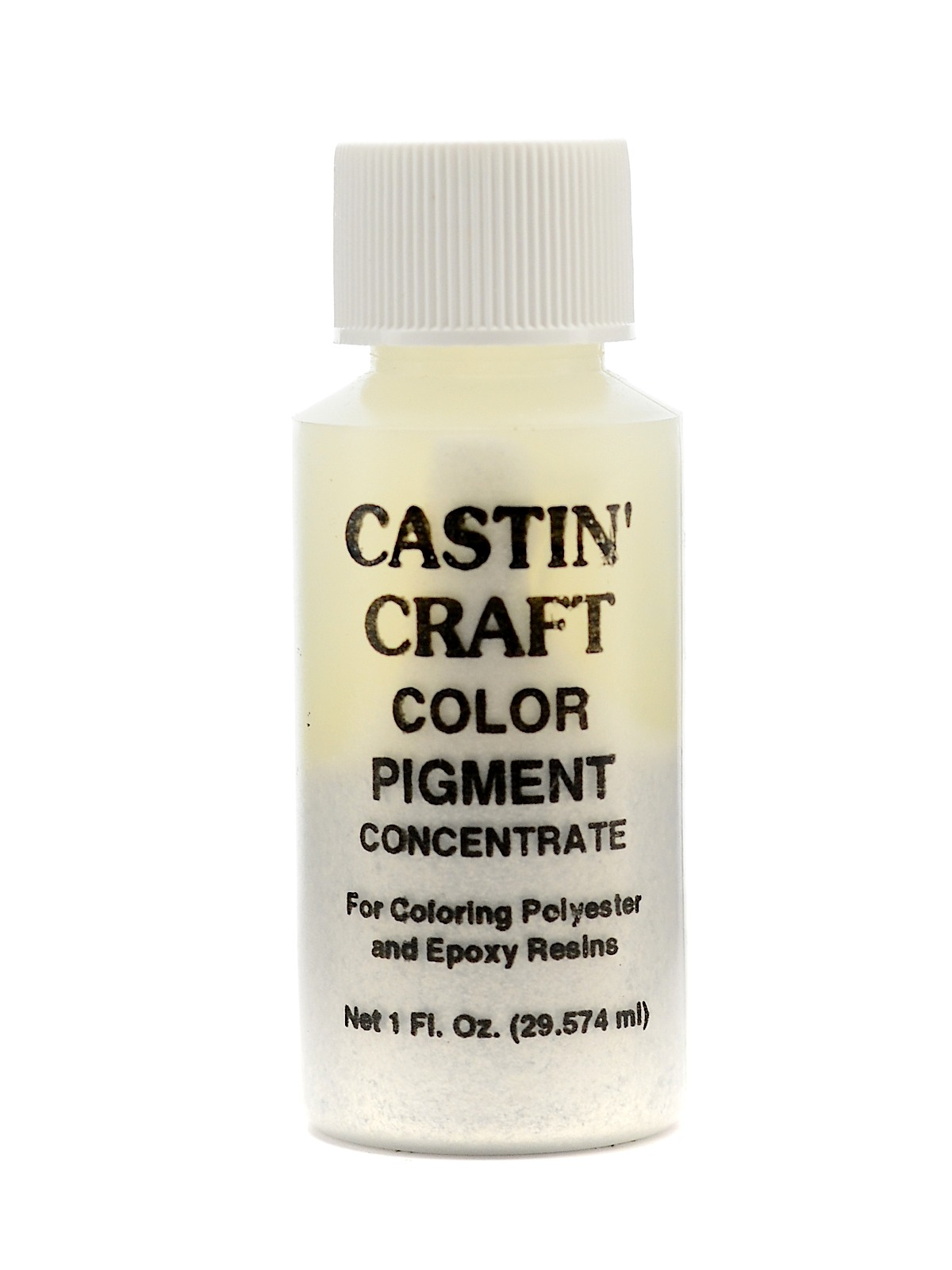 Castin craft color pigment - Opaque Pigments Pearl Bottle 1 Oz