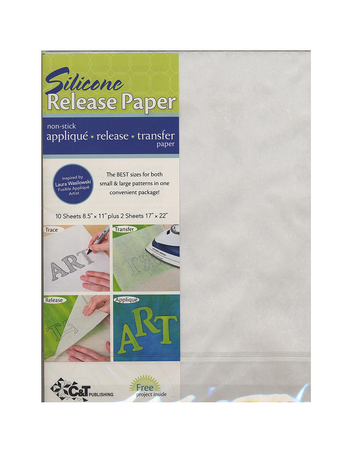 release paper Amazoncom : sticker release paper (pack of 25 sheets) - for crafts, stickers, -  one sided silicone 83 x 117 a4 paper - 93 lb : office products.