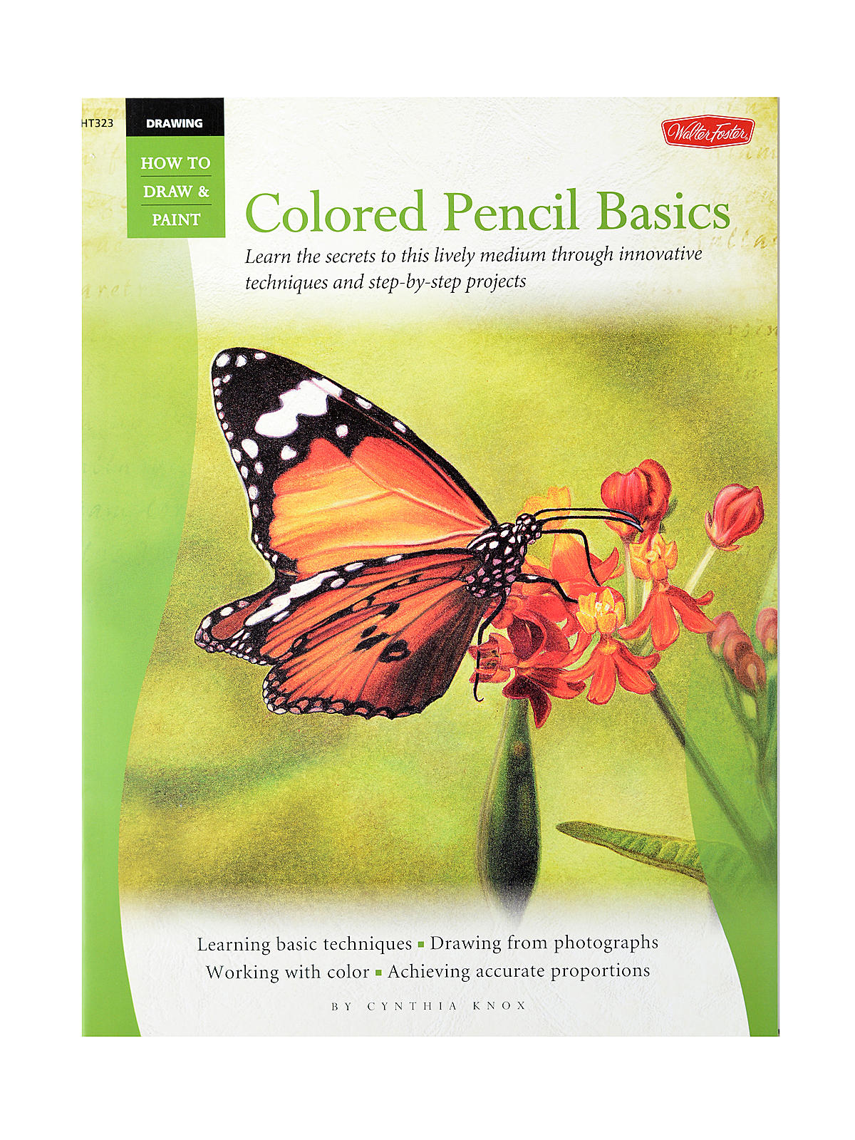 Colored Pencil Basics