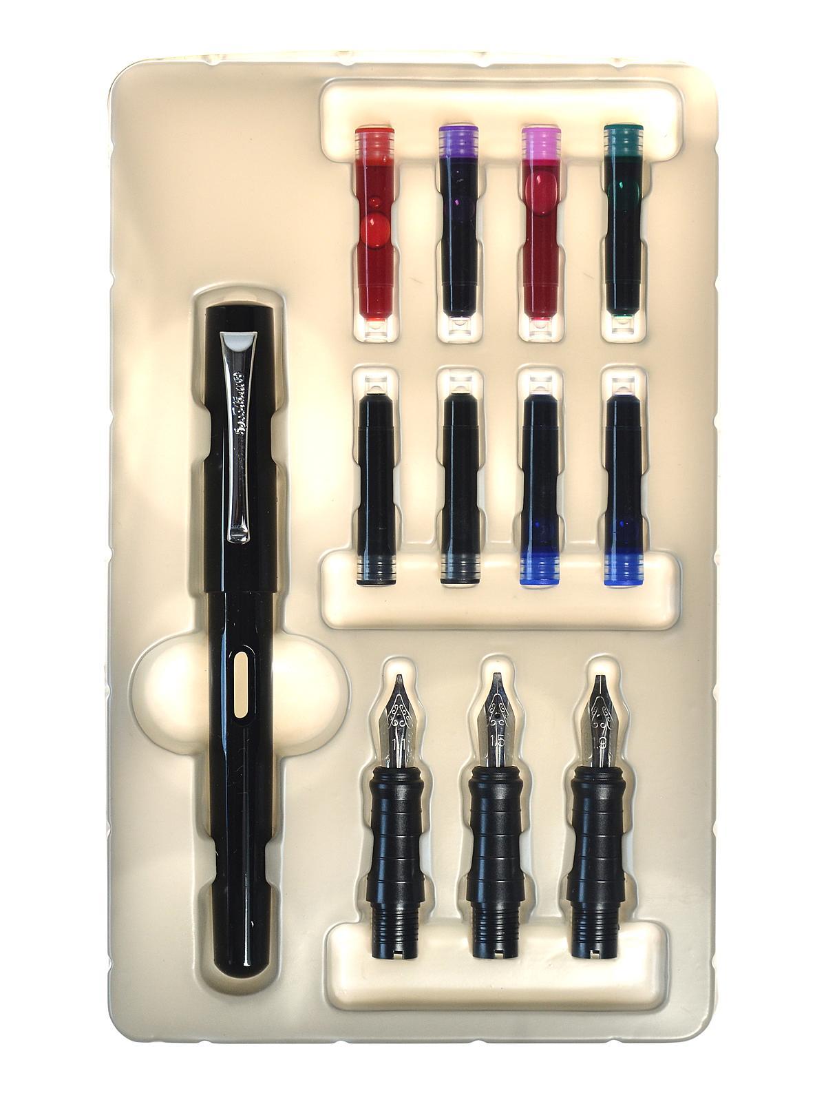 Speedball Calligraphy Fountain Pen Sets