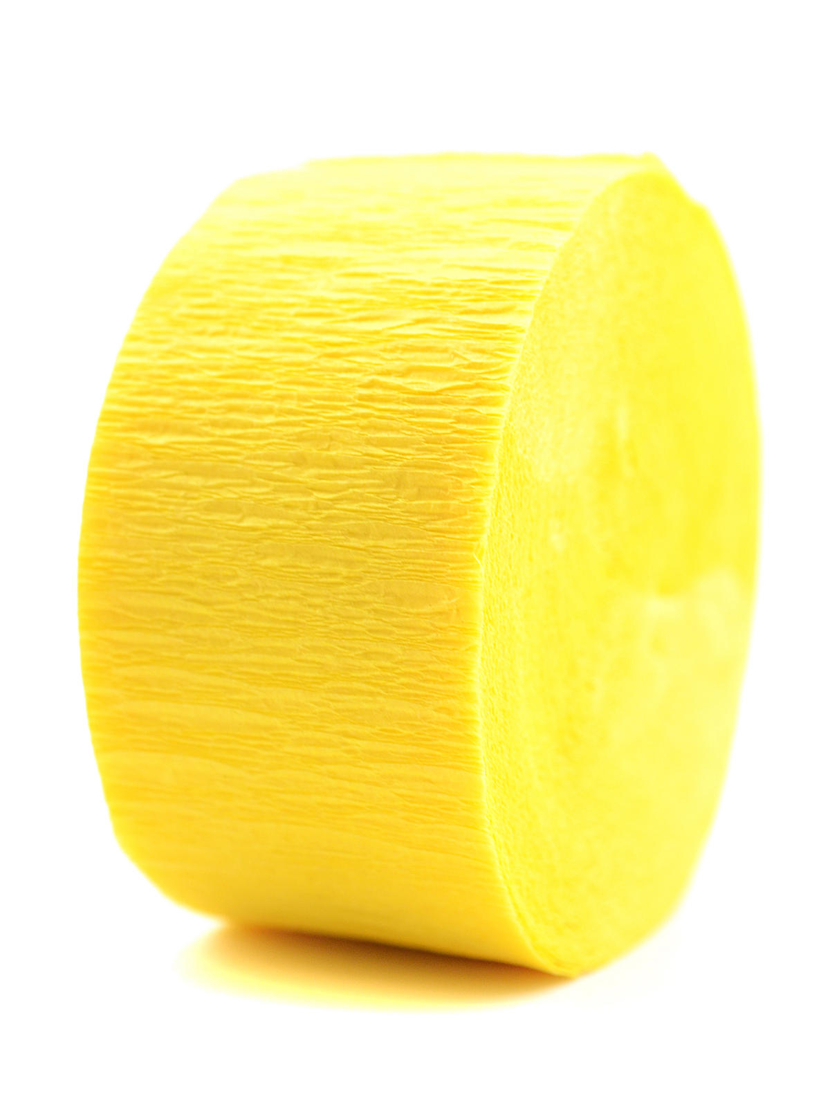 Crepe Paper Streamers Canary