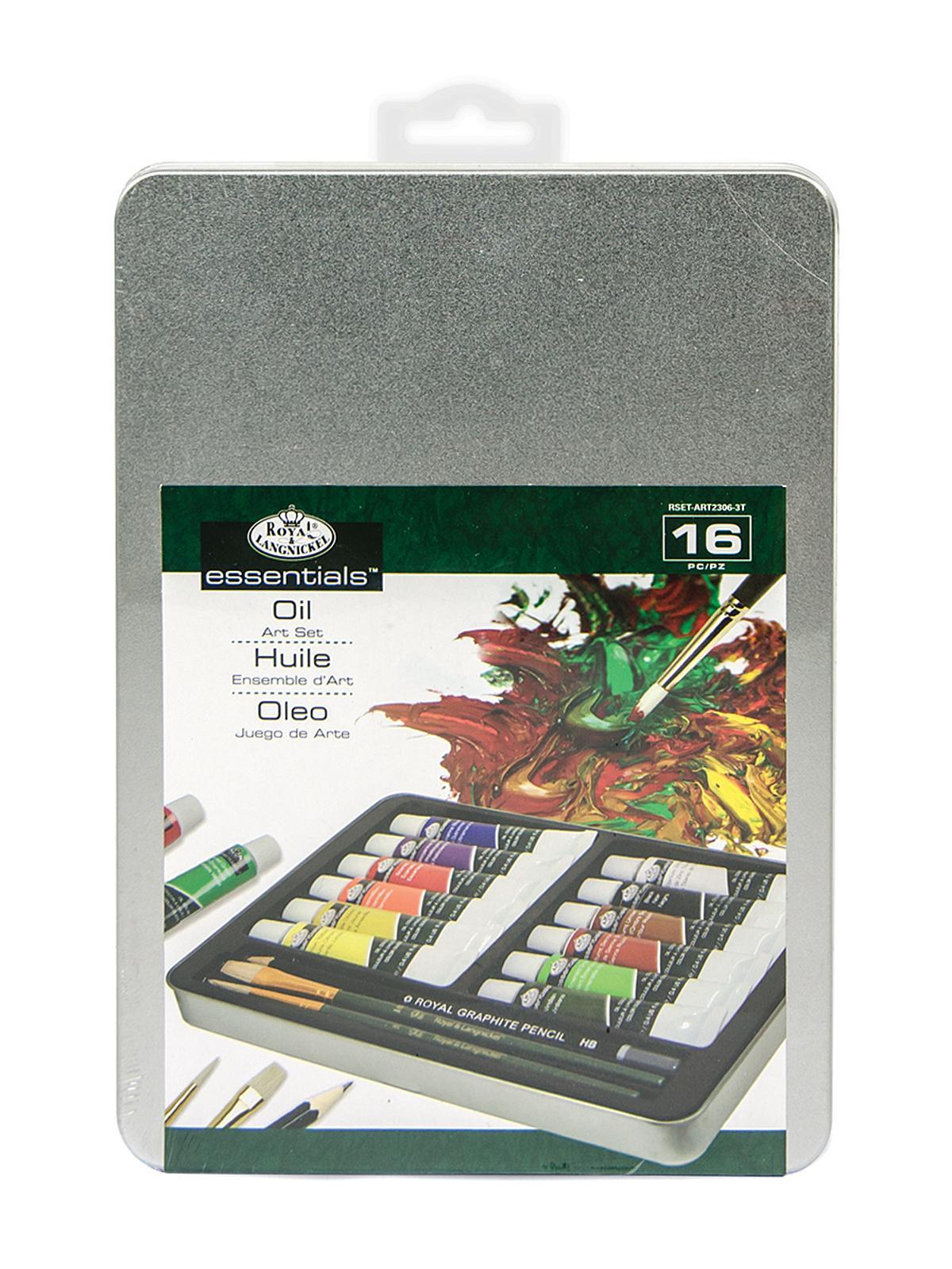 Oil Painting Art Set