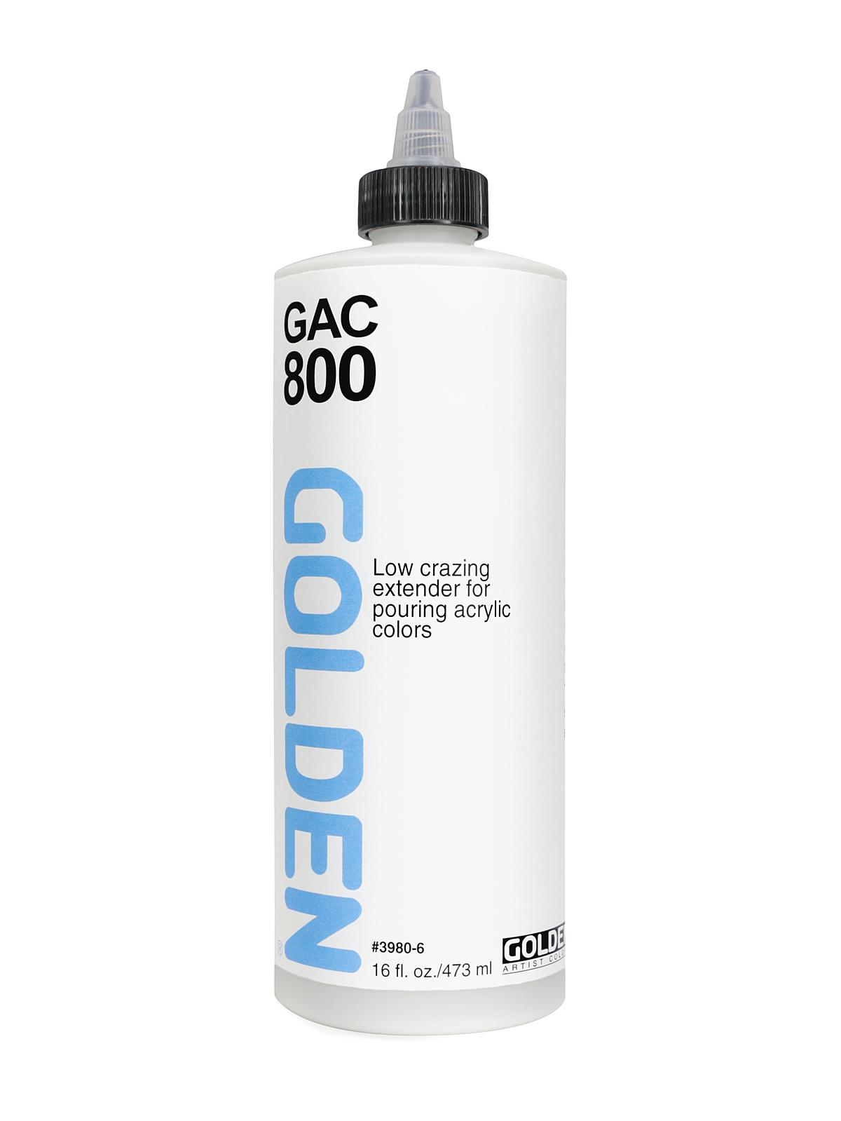 Golden Gac 800 Acrylic Medium Misterart Com