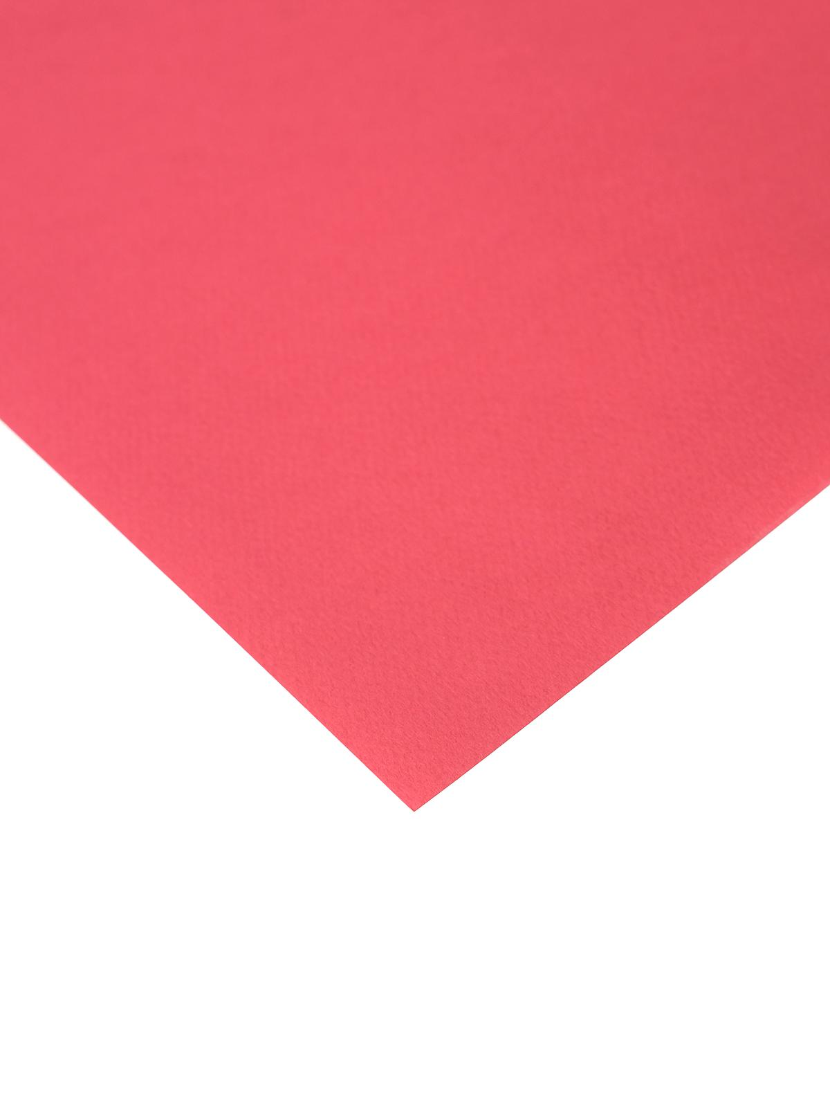 Mi-teintes Tinted Paper Red 8.5 In. X 11 In.