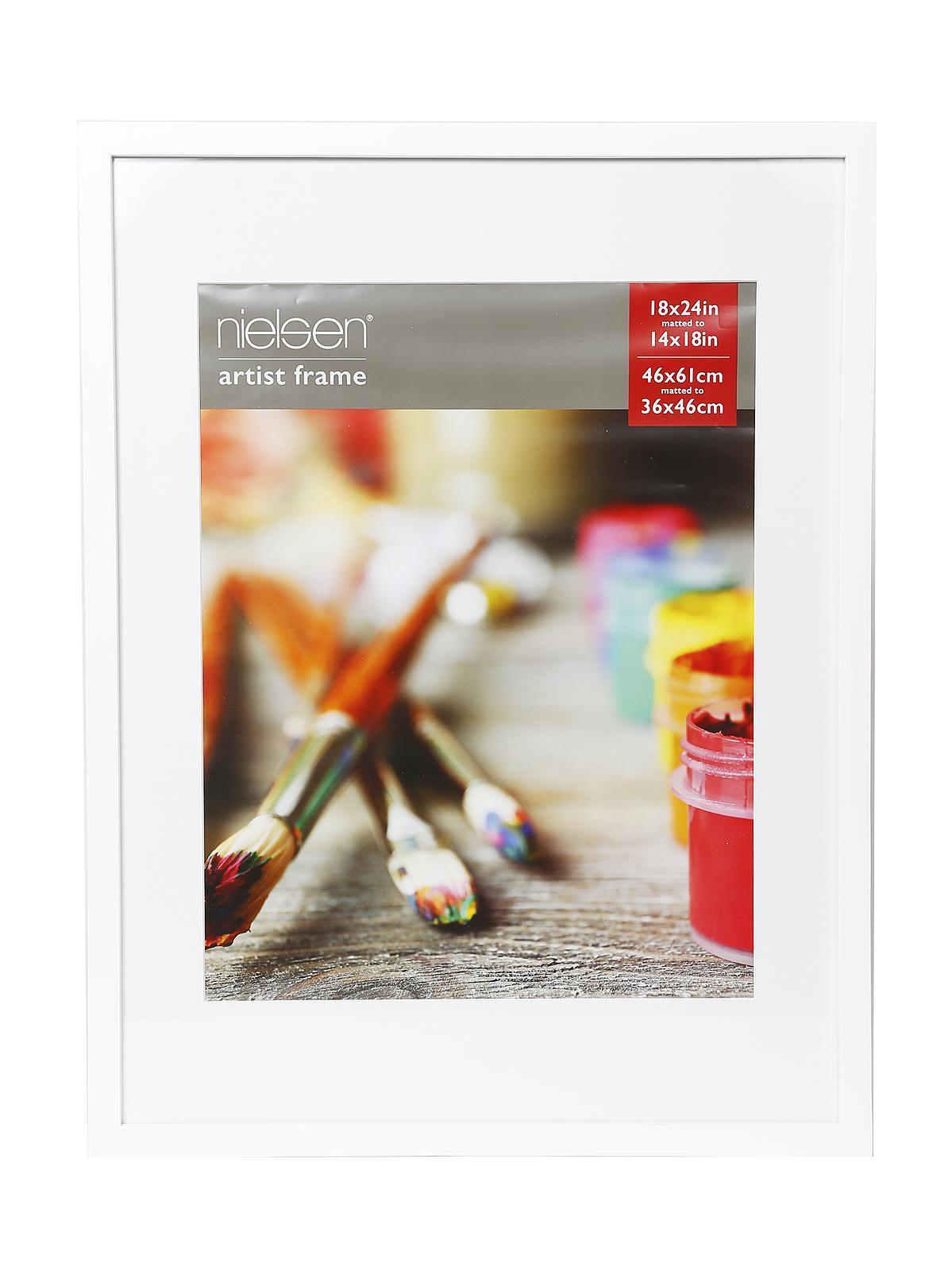 Nielsen Bainbridge Gallery Wood Frames for Canvas | MisterArt.com
