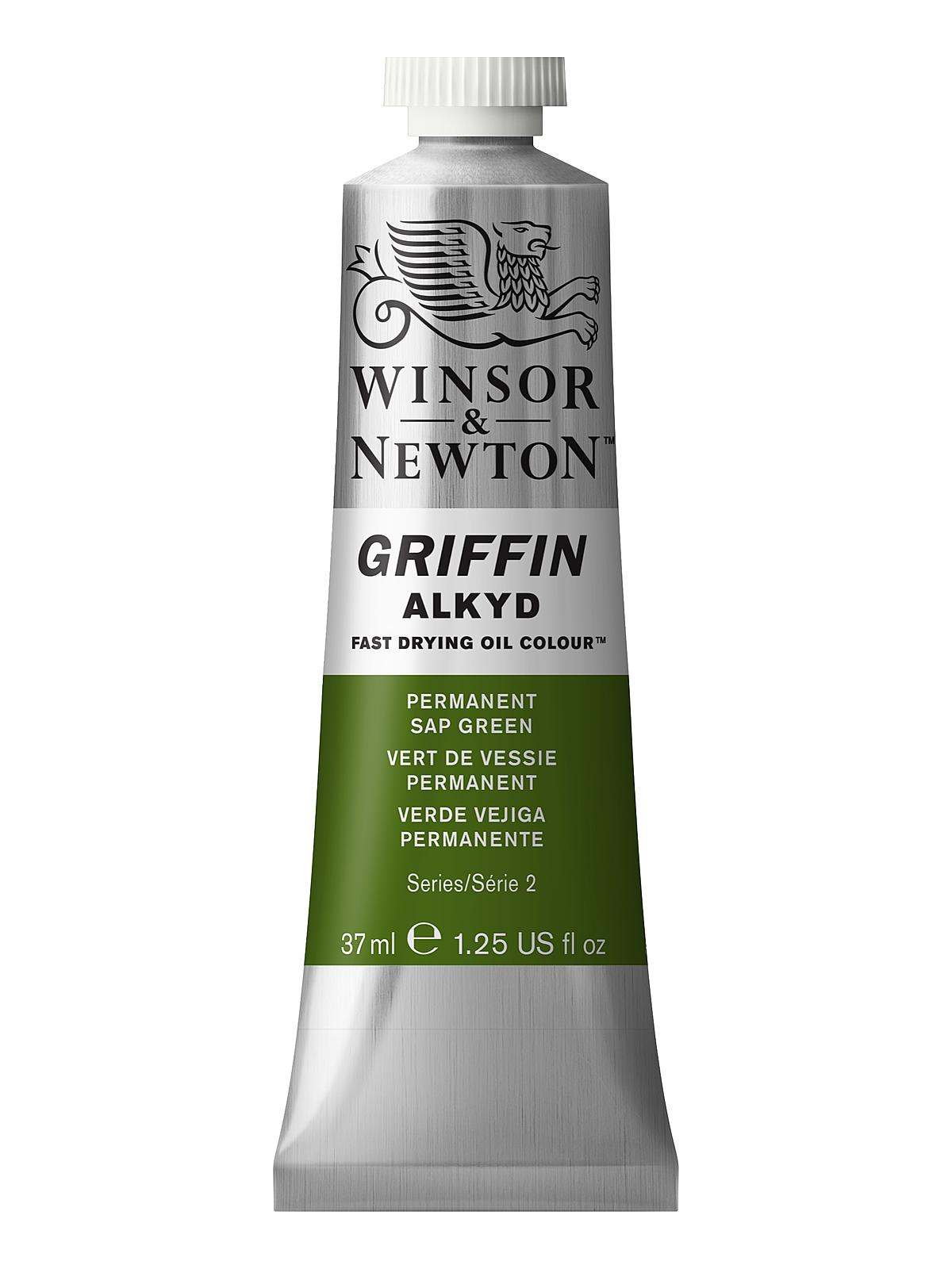 Winsor newton griffin alkyd oil colours for What are alkyd paints
