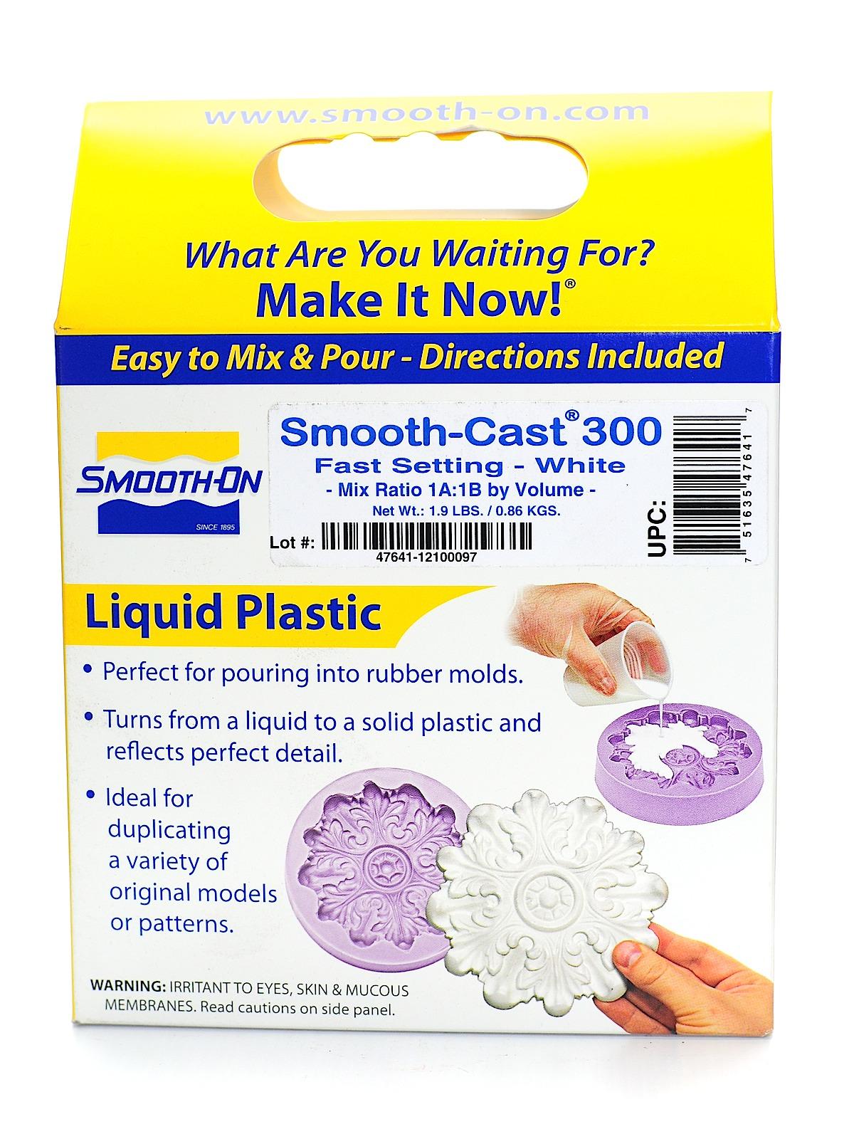 Smooth-Cast 300 Liquid Plastic Compound