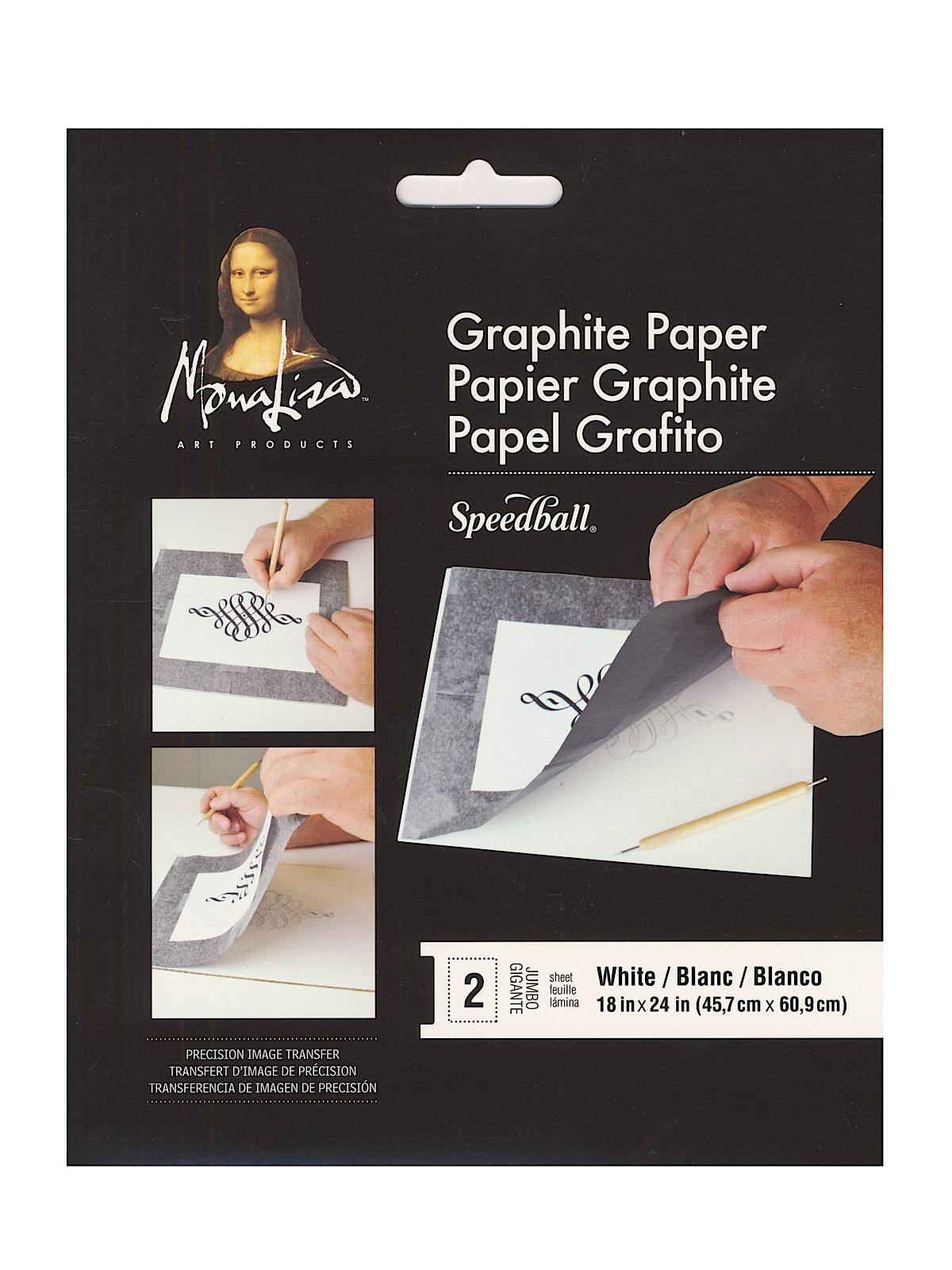 mona lisa graphite paper misterart com