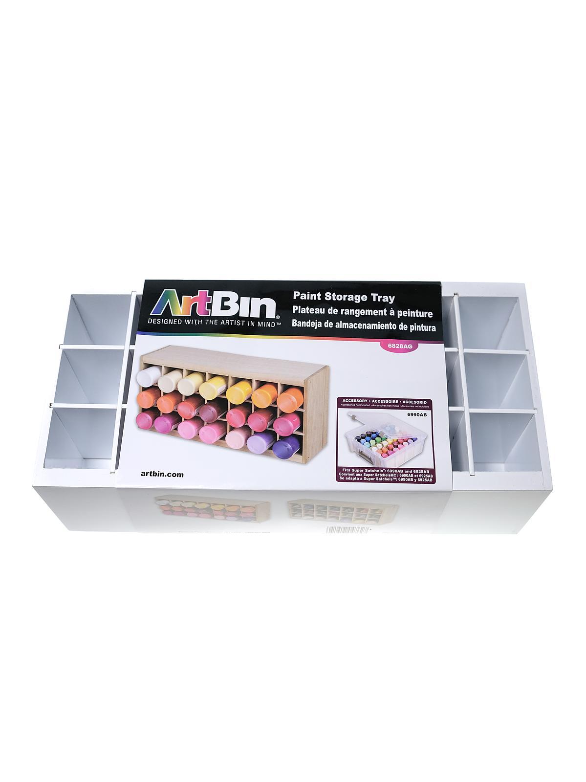 ArtBin 6828AG Paint Storage Tray-White