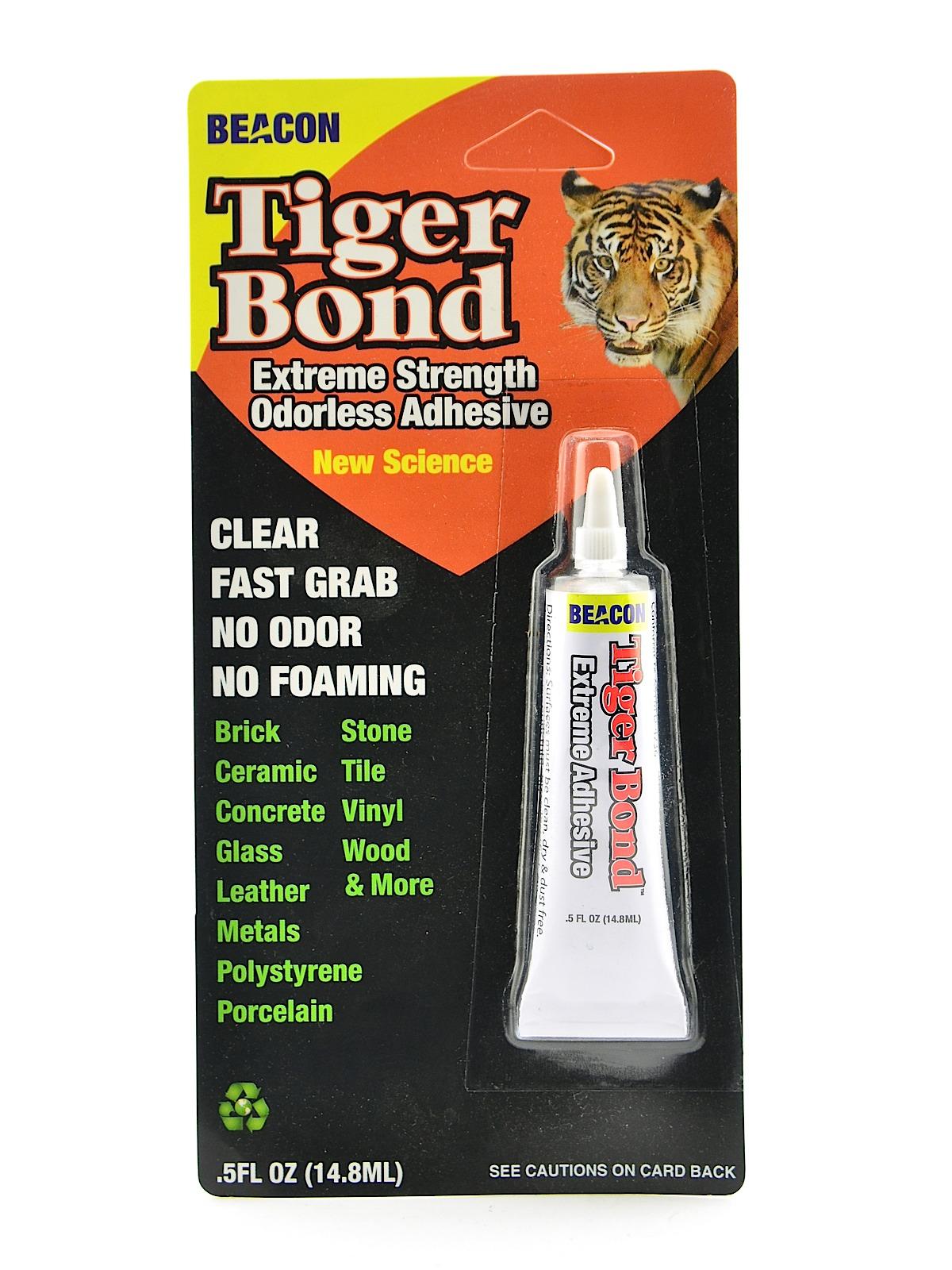 Tiger Bond Extreme Adhesive 0.5 Oz. Tube