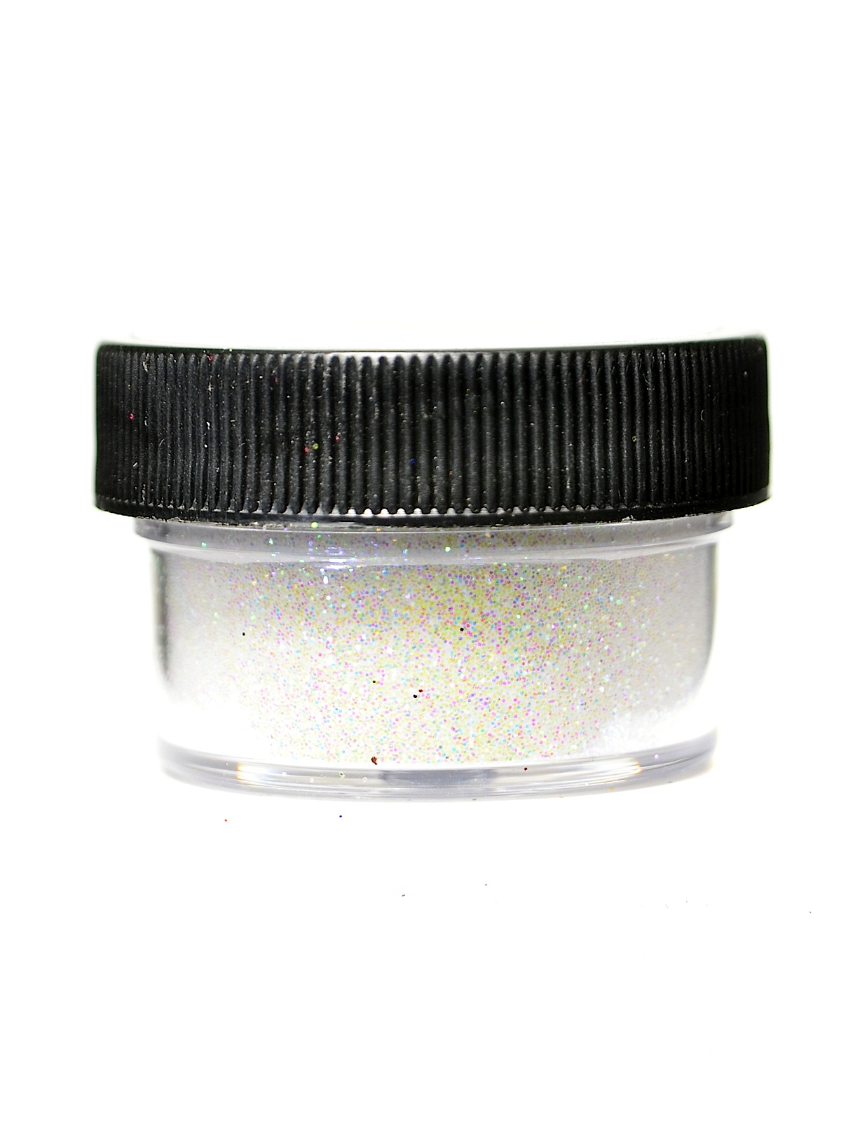 Ultrafine Transparent Glitter Crystal 1 2 Oz. Jar