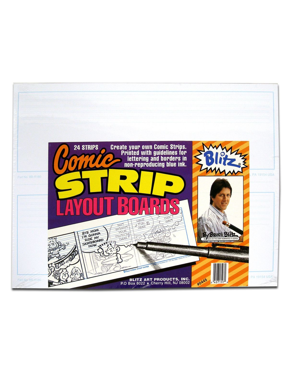 boards comic strip
