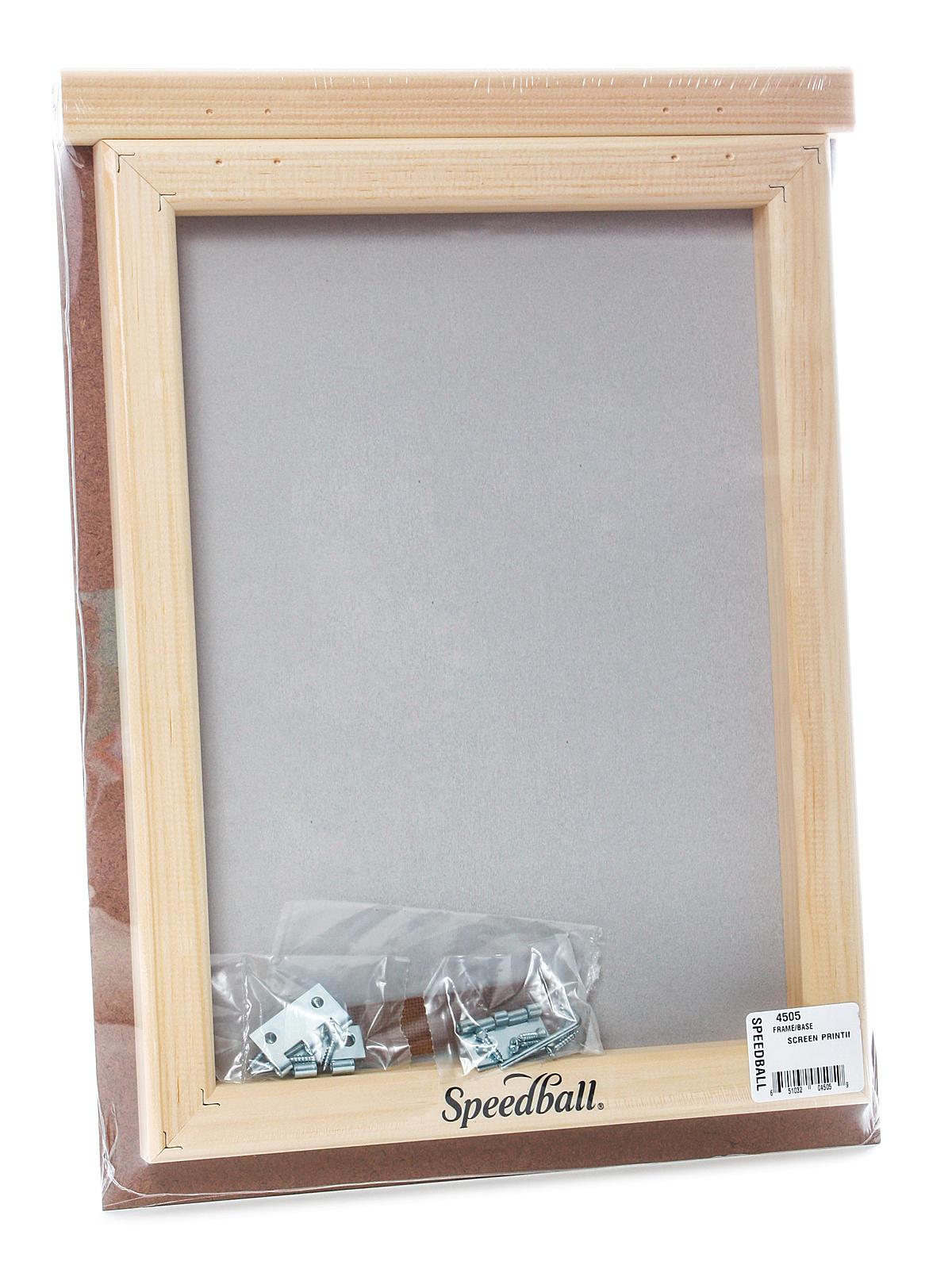Speedball Screen Printing Wood Frames | MisterArt.com