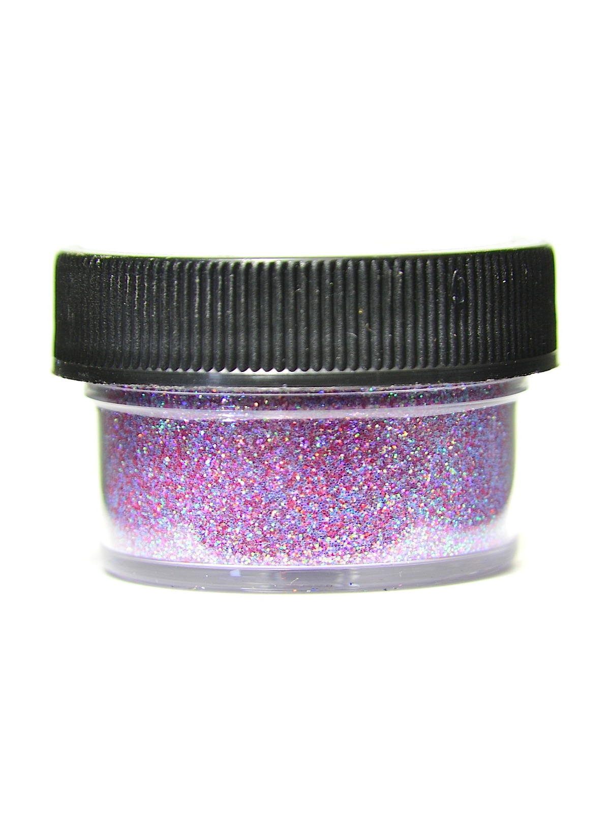 Ultrafine Transparent Glitter Amethyst 1 2 Oz. Jar