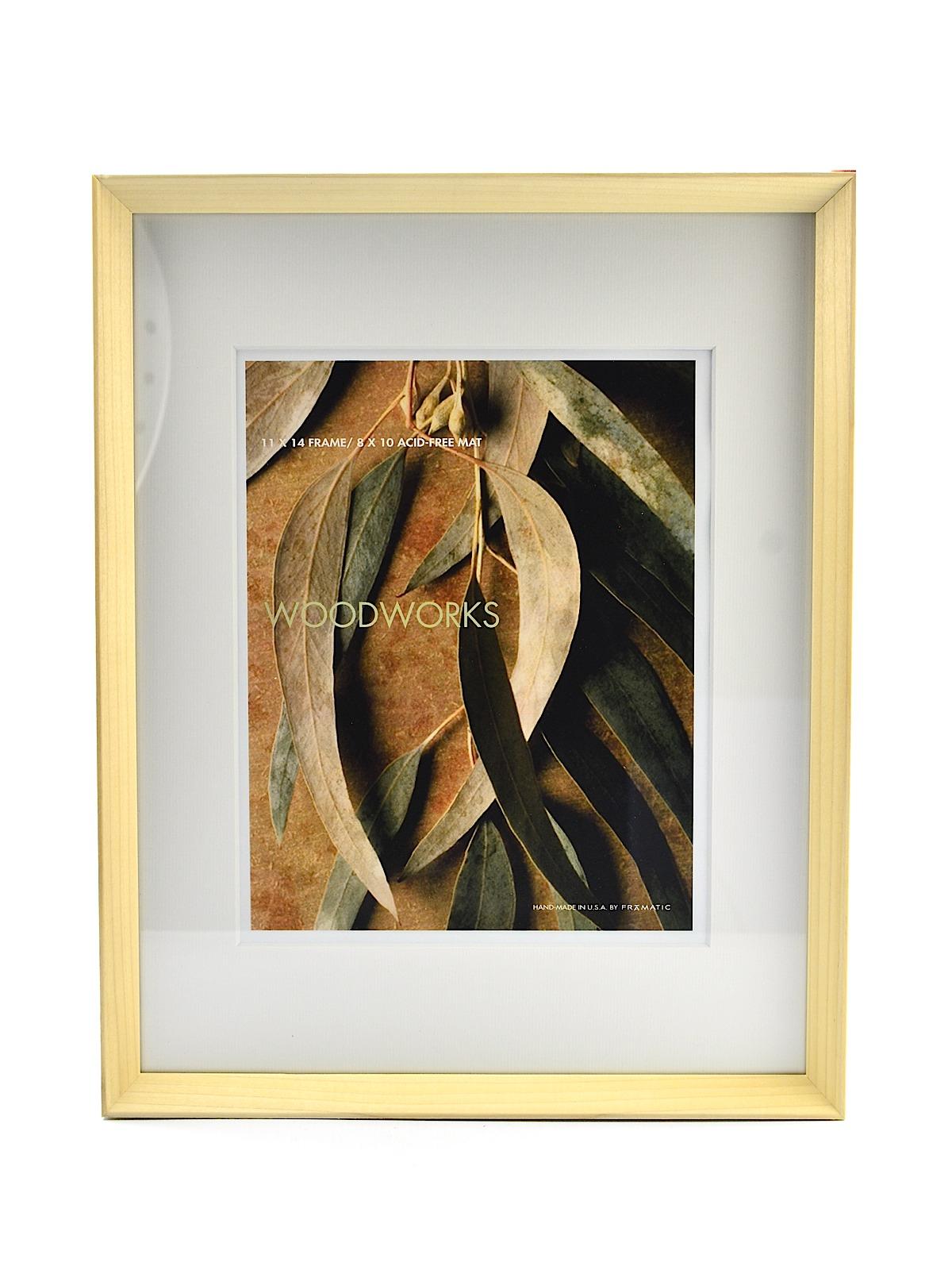 Framatic Woodworks frames | MisterArt.com