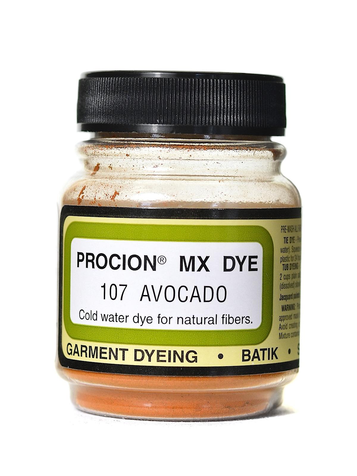 bd1efa7d Jacquard Procion MX Fiber Reactive Dye | MisterArt.com
