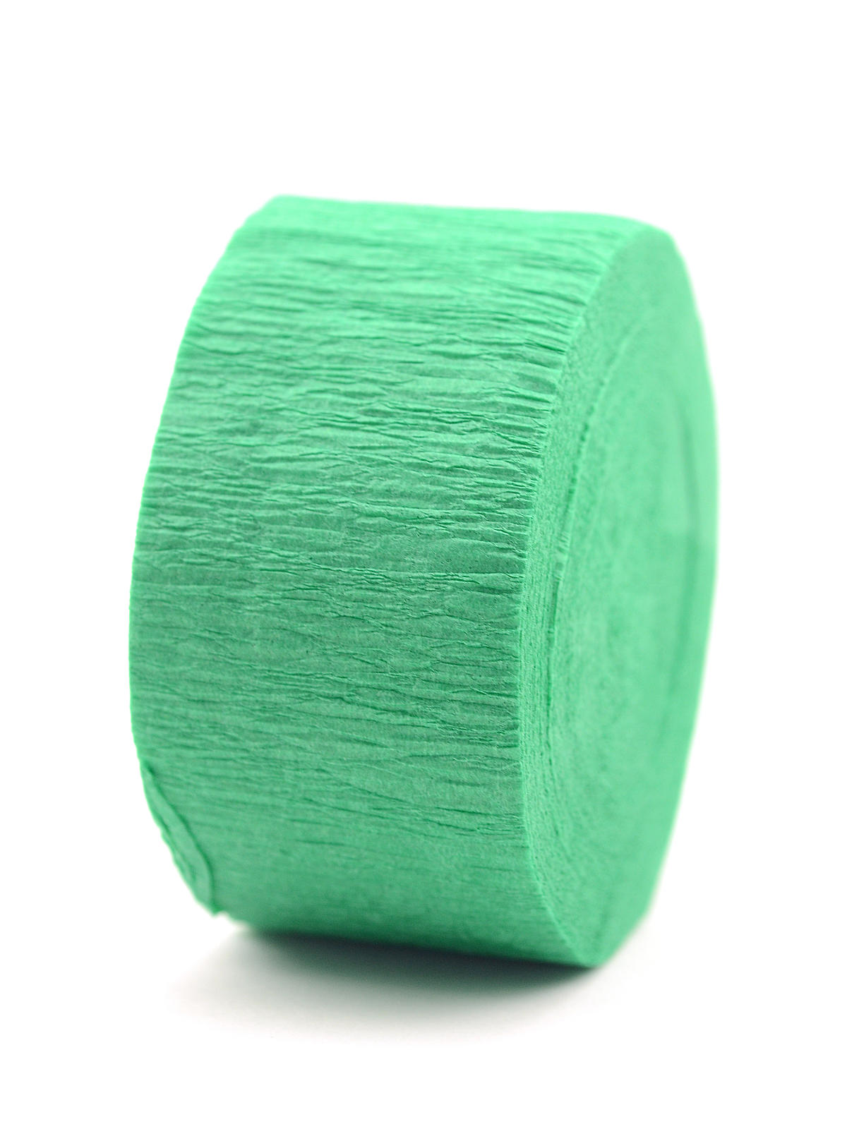Crepe Paper Streamers Emerald Green