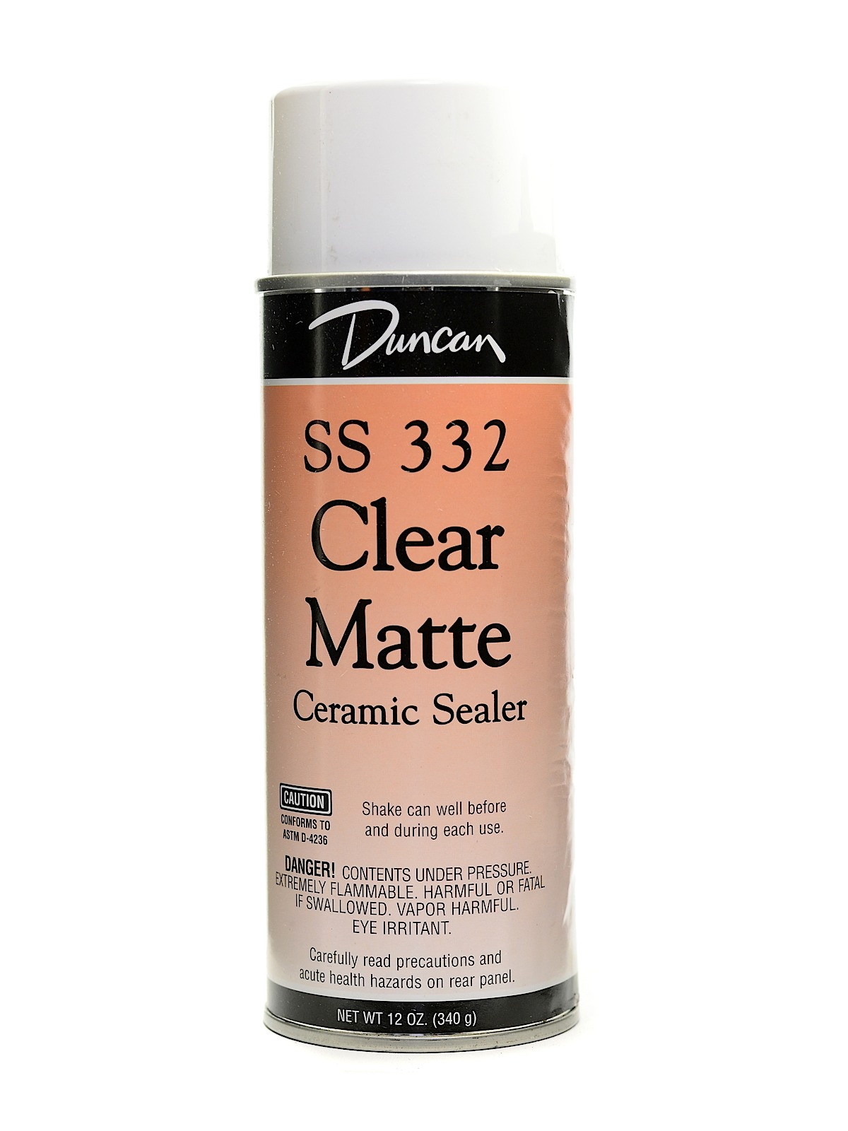 Duncan ceramic spray sealers misterart ceramic spray sealers clear matte 12 oz doublecrazyfo Gallery