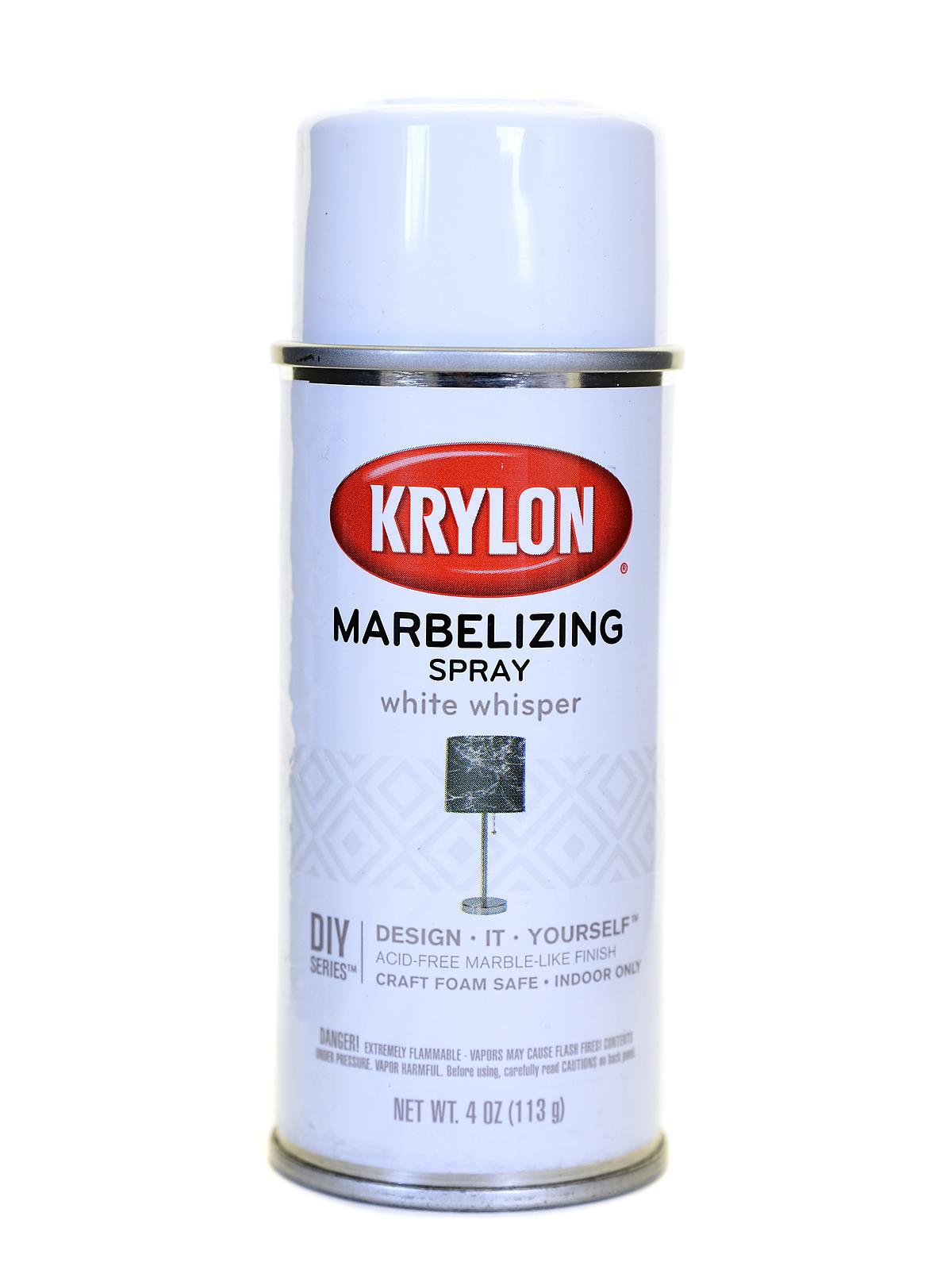 Krylon Marbelizing Spray