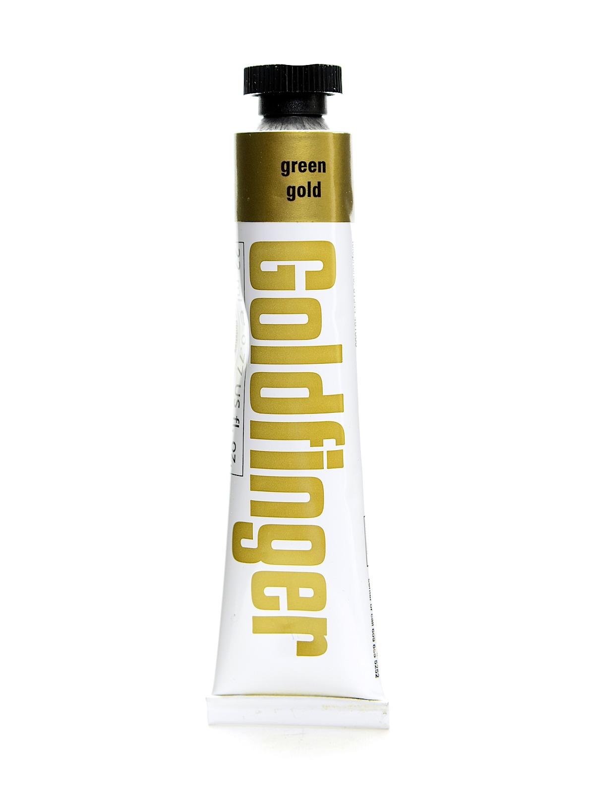 Daler-Rowney Goldfinger Couleur Tube-Antique Gold