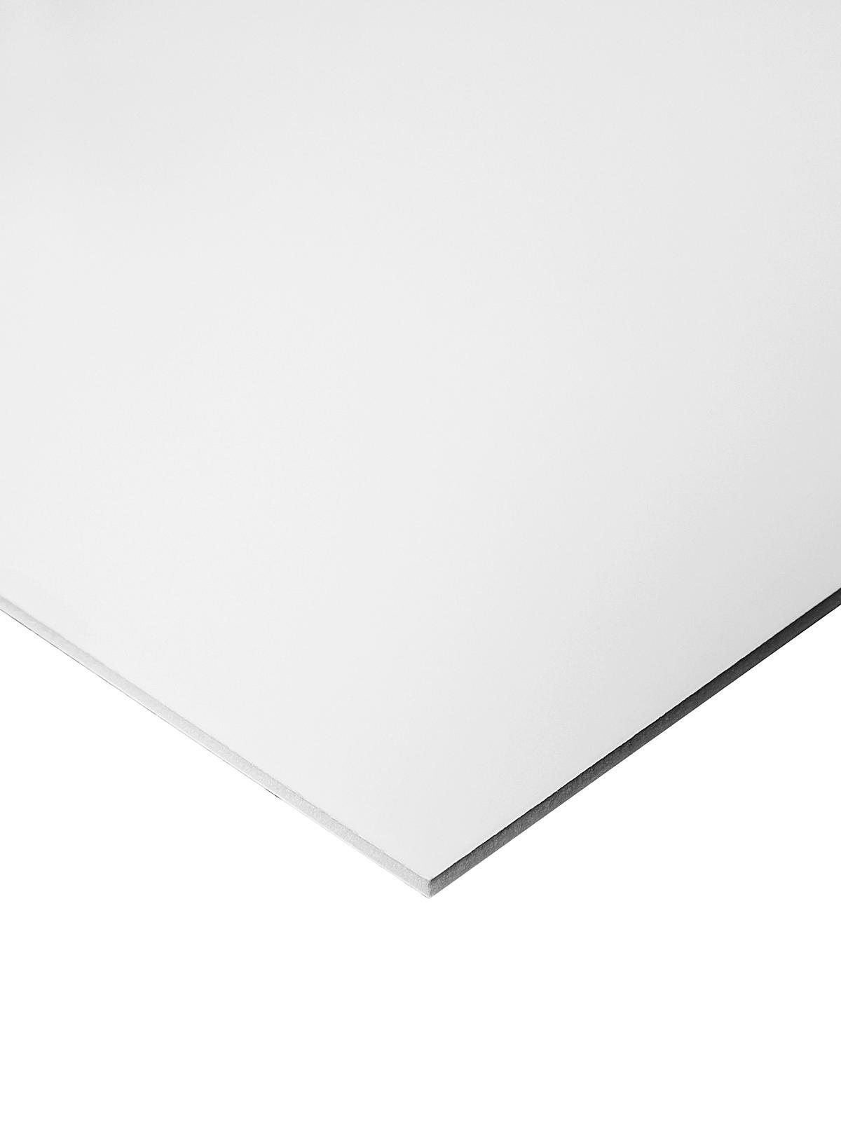 Fome-cor Board White 3 16 In. X 30 In. X 40 In. Each