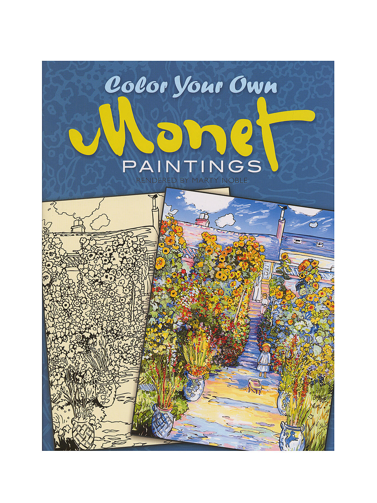 dover masterworks color your own renoir paintings