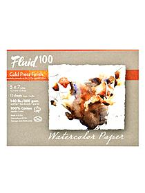 Fluid 100 Watercolor Paper Pochettes