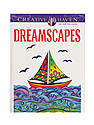 Creative Haven Coloring Books DreamScapes