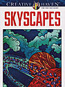 Creative Haven Coloring Books Skyscapes