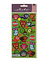 Classic Stickers cutie critters 30 pieces