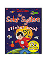 Sticker Books The Solar System