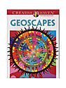 Creative Haven Coloring Books Geoscapes